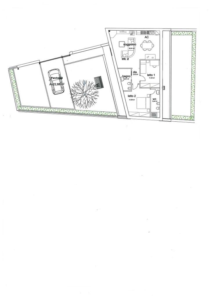 Descrizione dell immobile for Case in vendita trevignano romano